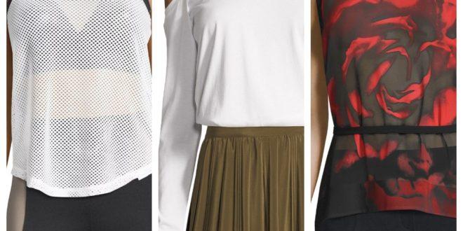 Модные майки футболки и топы весна-лето 2019 тренды 33 фото женские брендовые