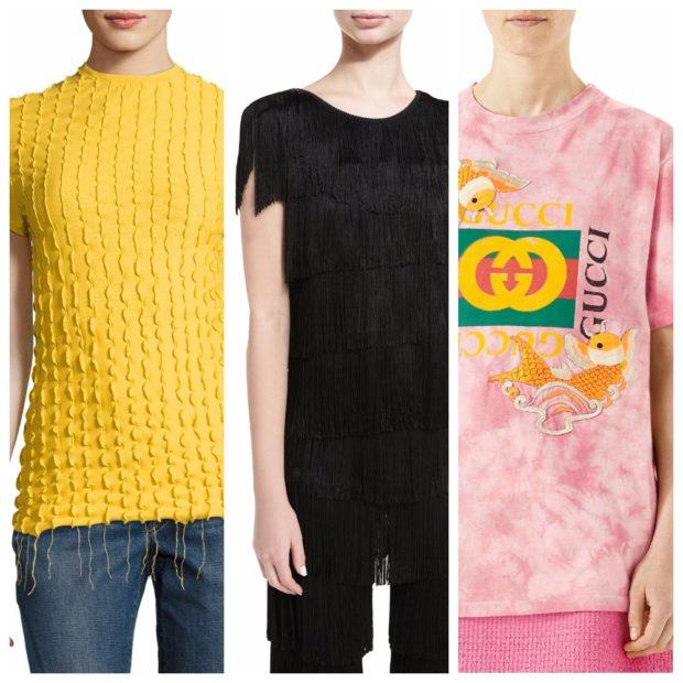 Модные футболки весна-лето 2019