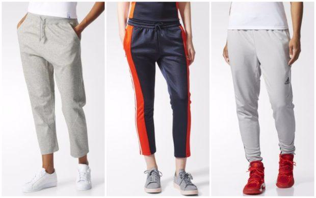 Модные спортивные штаны весна лето