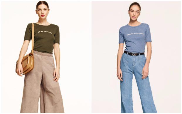 Модные футболки Vanessa Seward