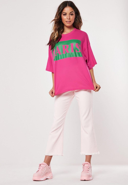 7fdad07a29a4 Смотри! Модные футболки весна-лето 2019 года фото женские
