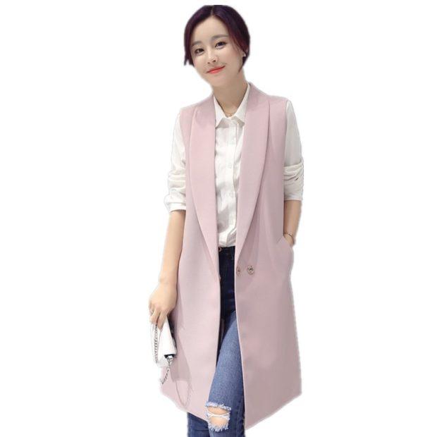 строгий розовый под белую рубашку