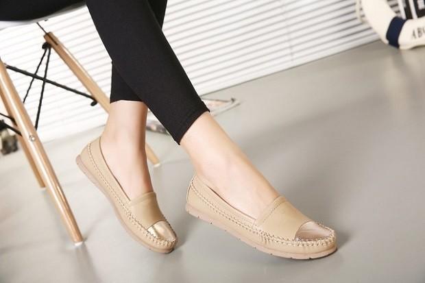 туфли бежевые