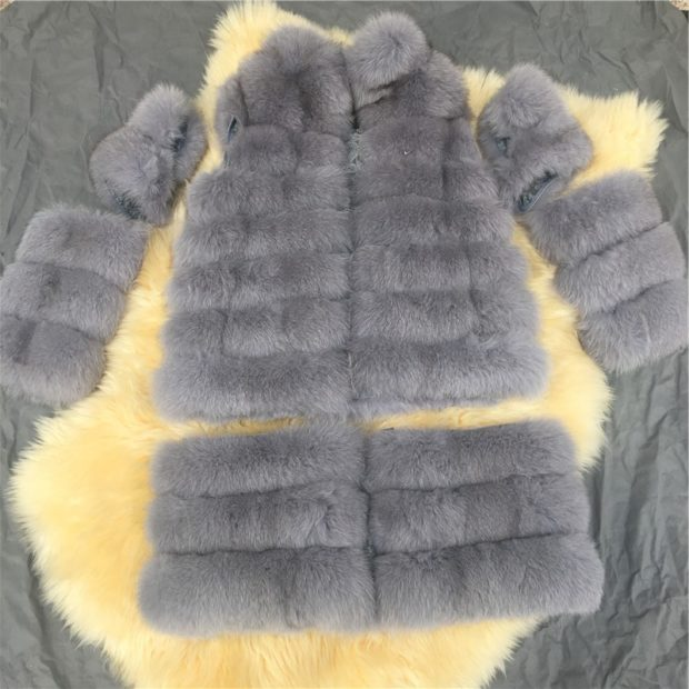 зимние луки: шуба трансформер