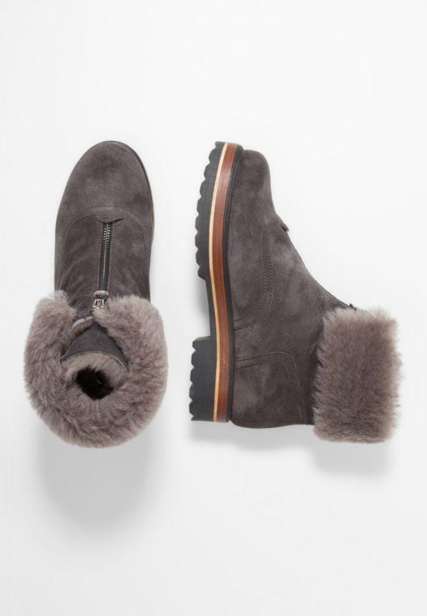 женская обувь осень-зима 2018-2019 года