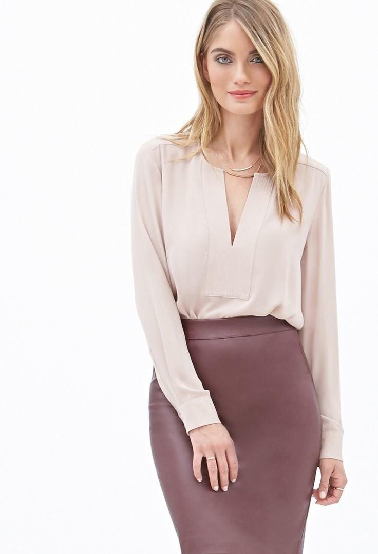 Блузки смотреть