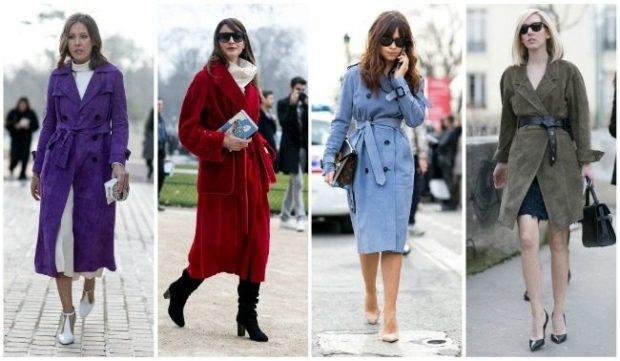 9ba344a09ed Смотри! Модные пальто осень-зима 2019-2020 женские 320 фото тенденции