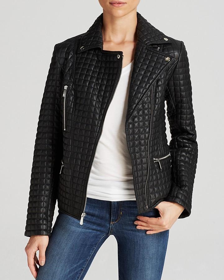 модные пуховики осень зима 2018 2019: куртка стеганая черная короткая