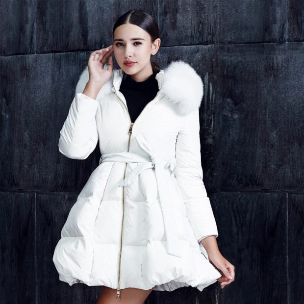 фасон платье белое