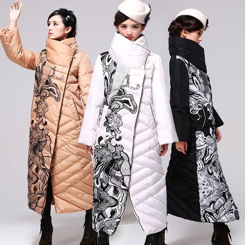 Модные пуховики зима 2018  Самара