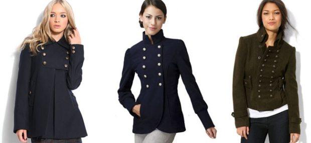 пальто осень-зима: милитари короткое синее темно-синее зеленое короткое
