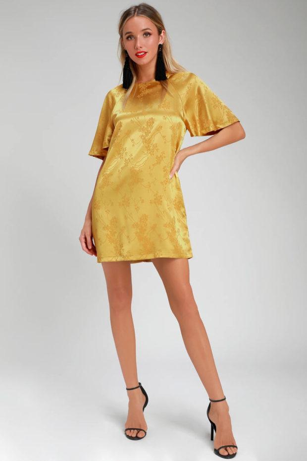 платье на выпускной 2019: китайский стиль