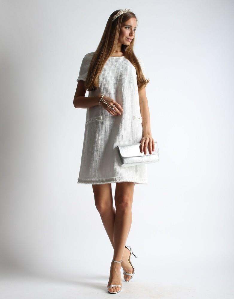 платья на каждый день 2019 2019 года платье белое трапеция