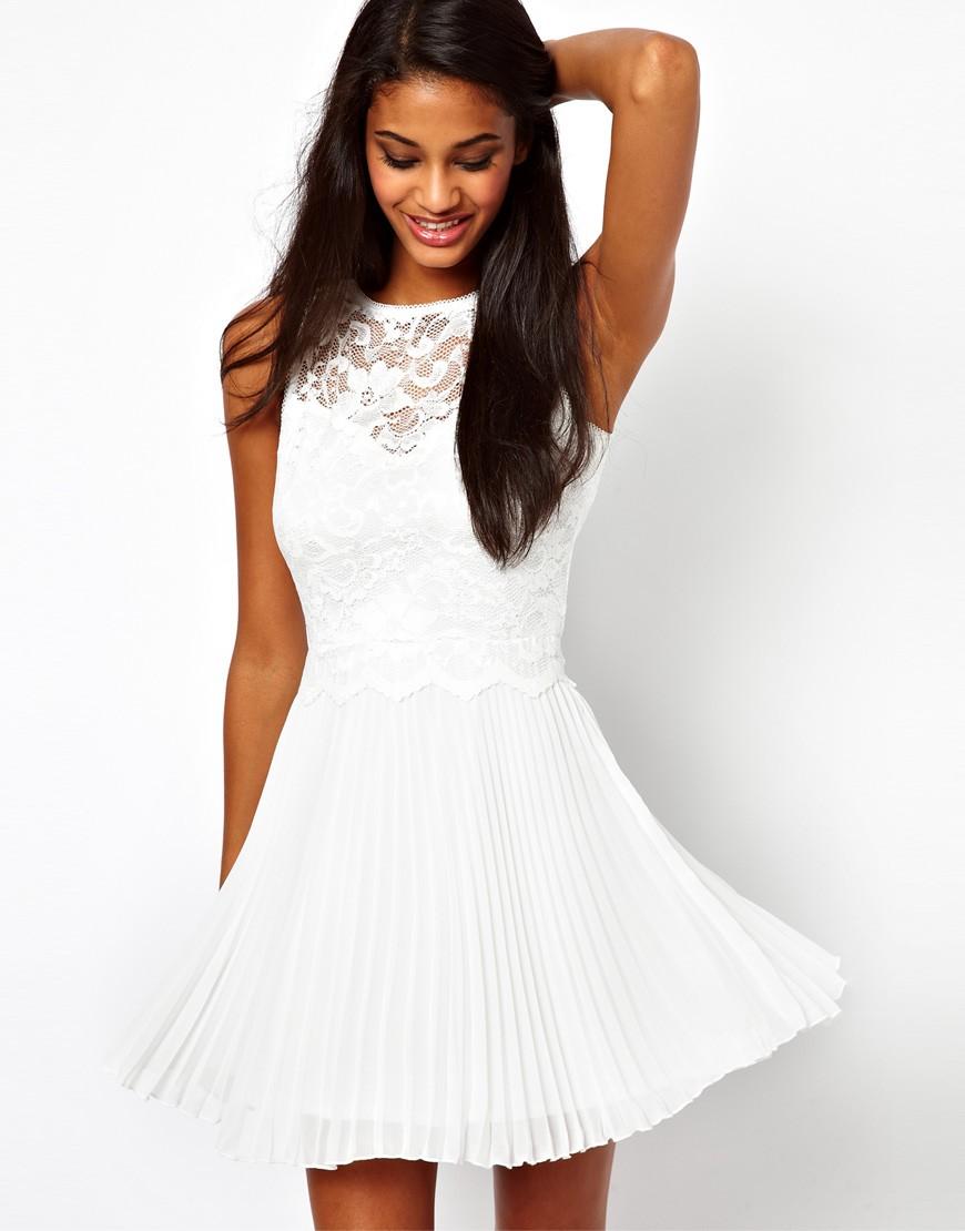 платья на каждый день 2019 2019 года платье белое открытые плечи