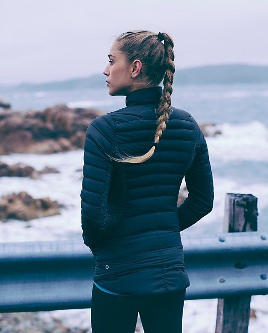 Спортивная мода весна-лето 2018: куртка теплая