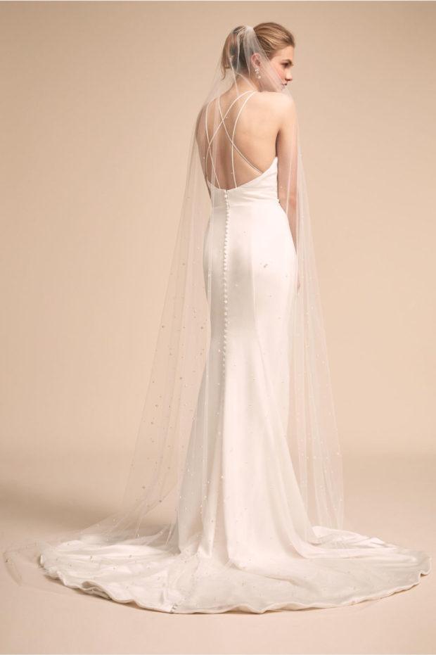 Свадебная мода: фата