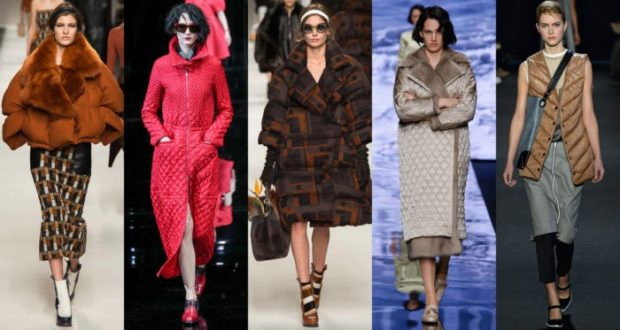 Тренды осень зима 2019: верхняя одежда