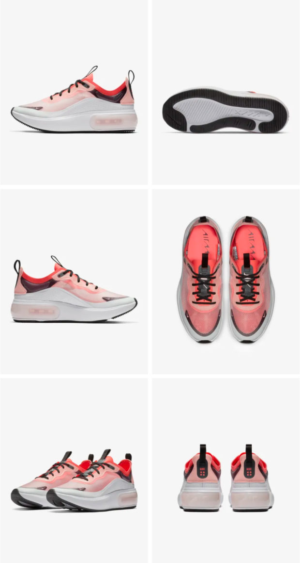 женские кроссовки: найк