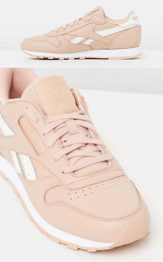 тренды в женских кроссовках: Рибок