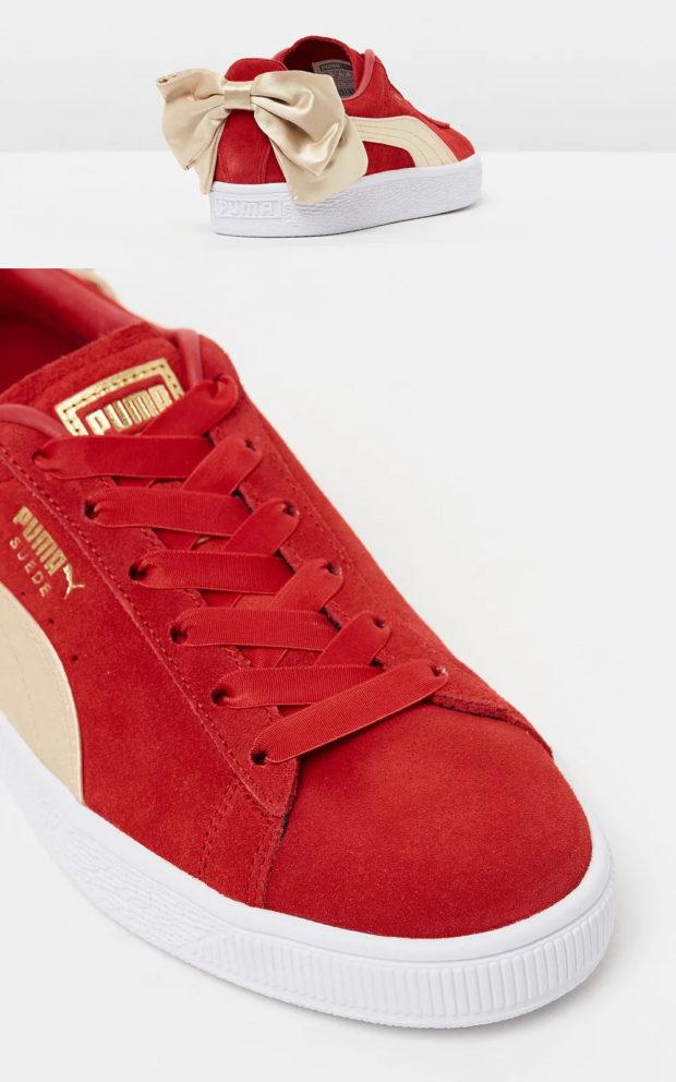 фото женских кроссовок: Пума