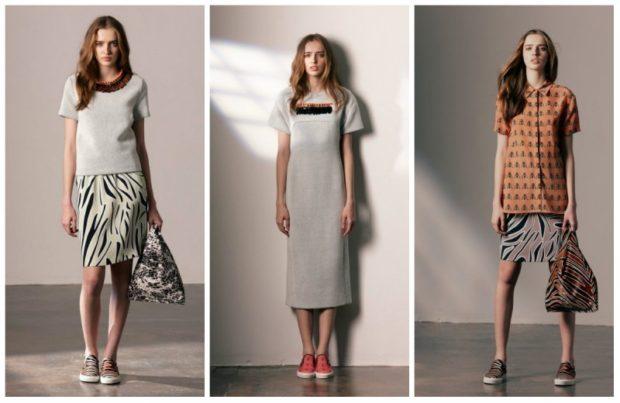 Слипоны женские фото с чем носить: под юбку зебра платье миди юбка