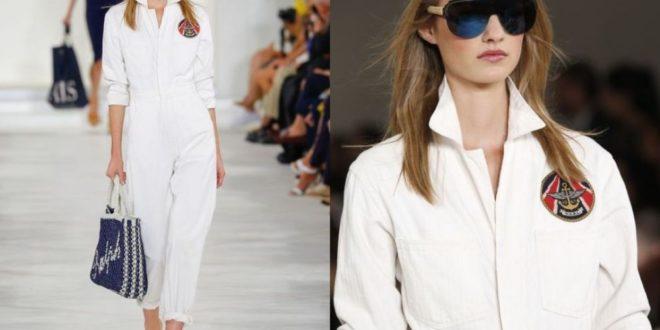 Модные образы весна лето 2021