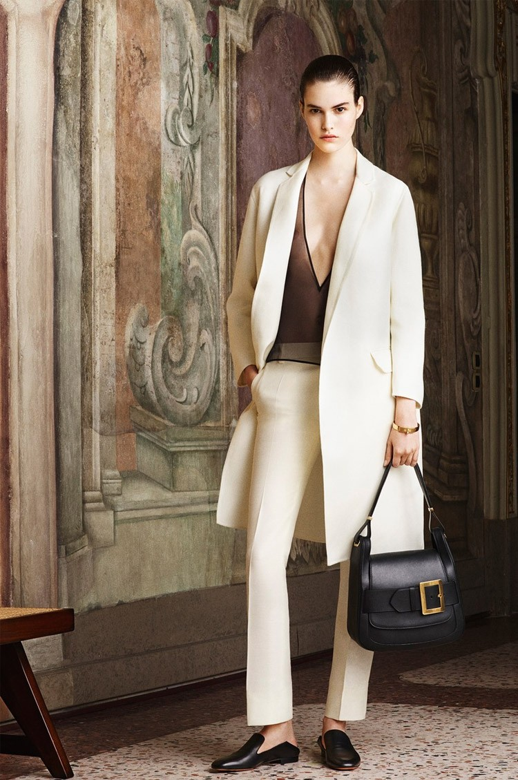 Модные пиджаки осень зима 2018 2019: пиджак удлиненный белый