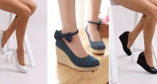 Женские туфли весна лето 2020