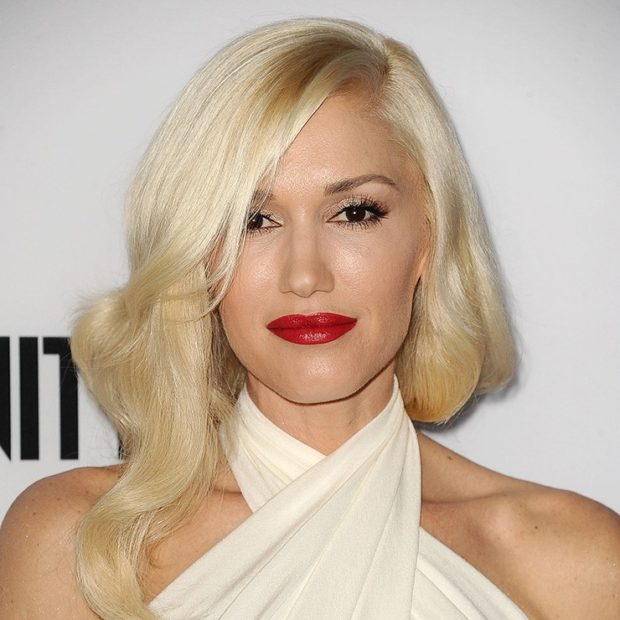 Модный цвет волос 2018: платиновый блонд средний оттенок