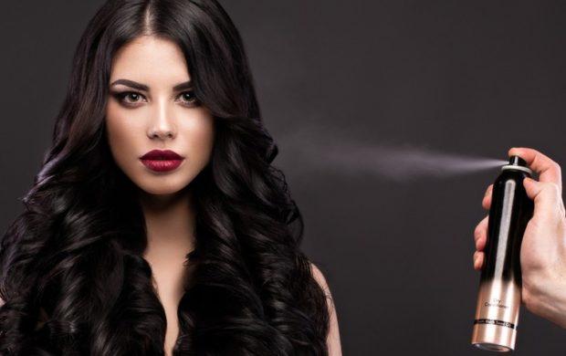 цвет волос: черный натуральный