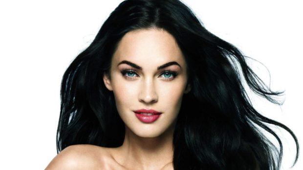 Модный цвет волос 2018: черный натуральный
