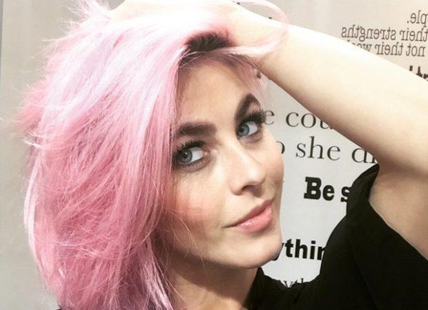 розовый нежный оттенок мороженого