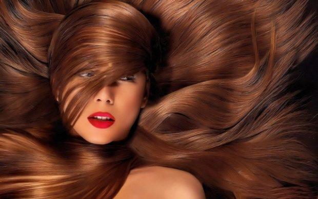Модный цвет волос 2018 : бронзовый оттенок натуральный