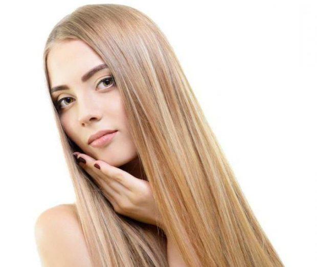 Модный цвет волос 2018: блонд карамельный под натуральный