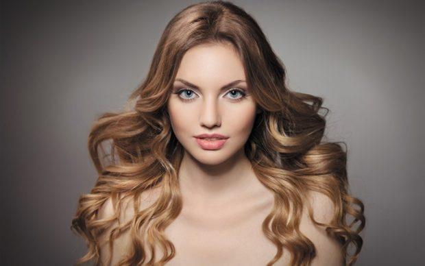 модный цвет волос 2018: светлые волосы натуральный блонд