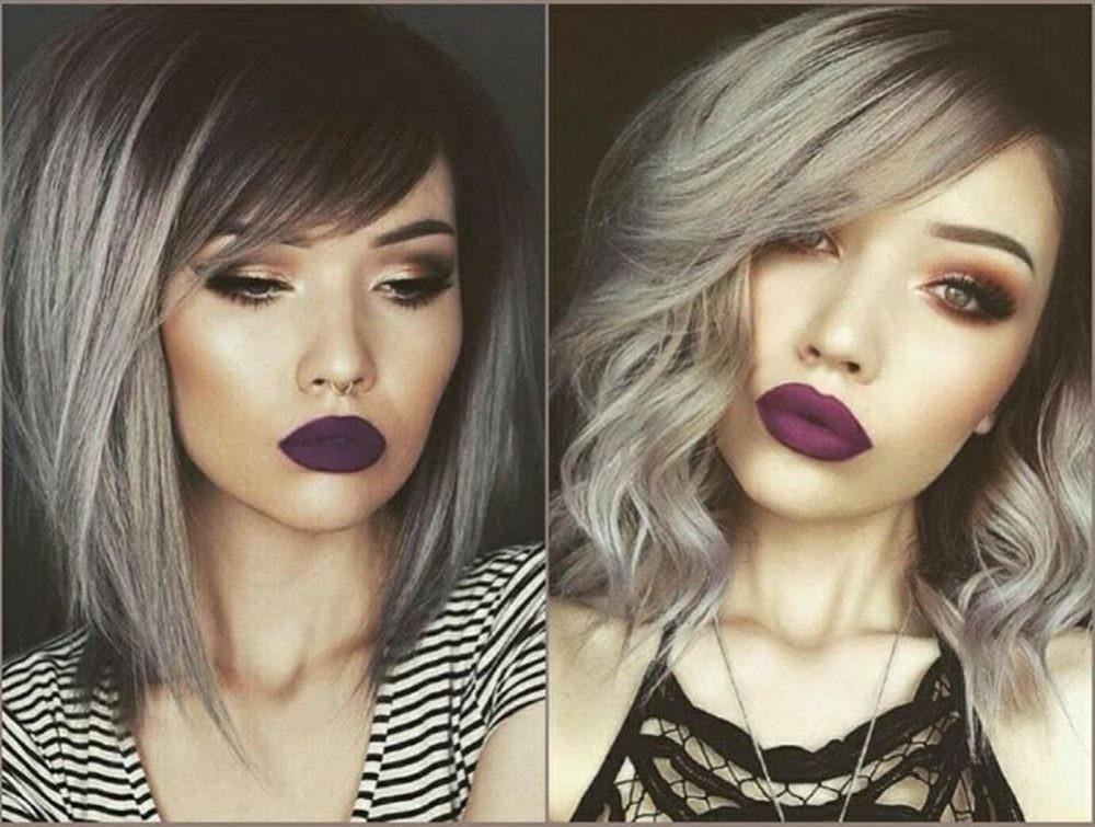 Самый модный цвет волос в 2019 году: 5 трендов (40 фото)