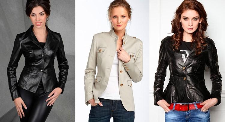 Модные пиджаки осень зима 2018 2019: кожаный пиджак черный белый