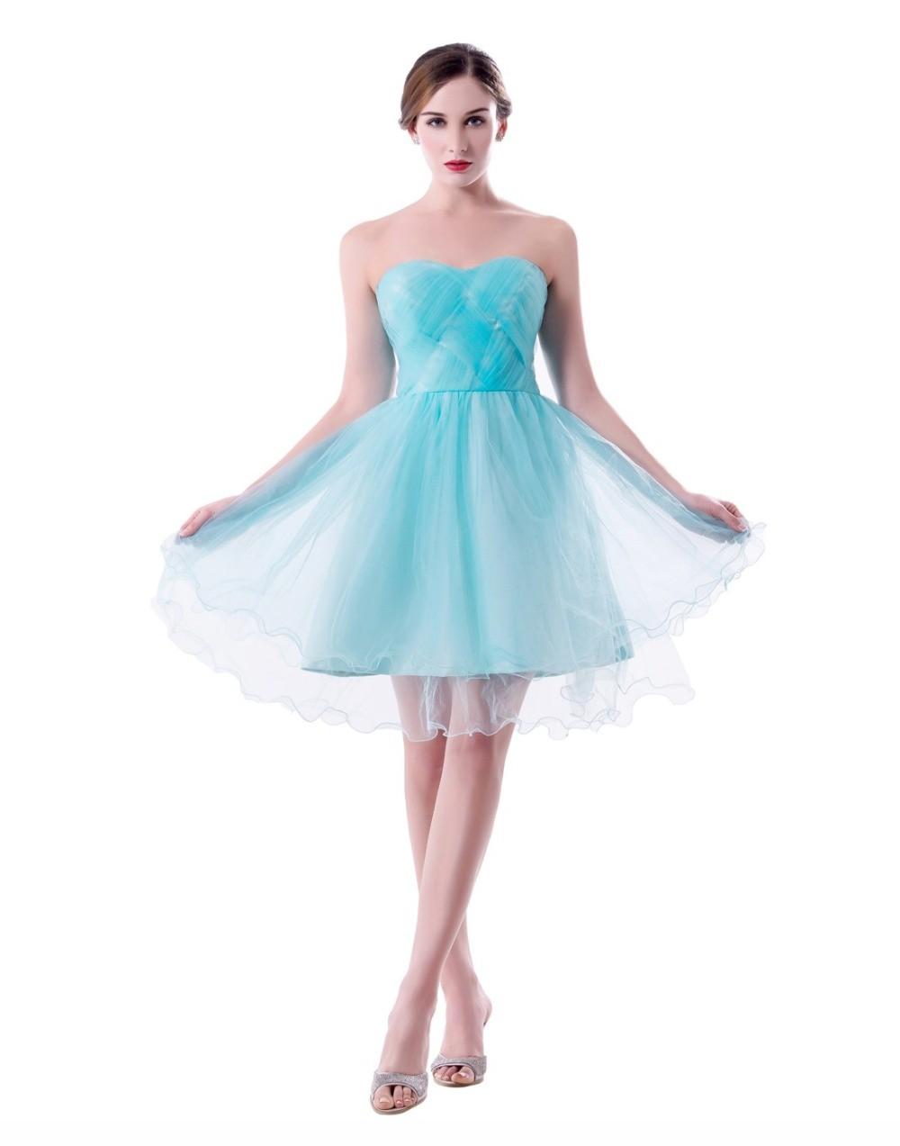 Цветовая палитра вплатьях весна лето 2018: летние платья, бирюзового цвета