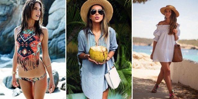 Пляжная мода 2019 тенденции