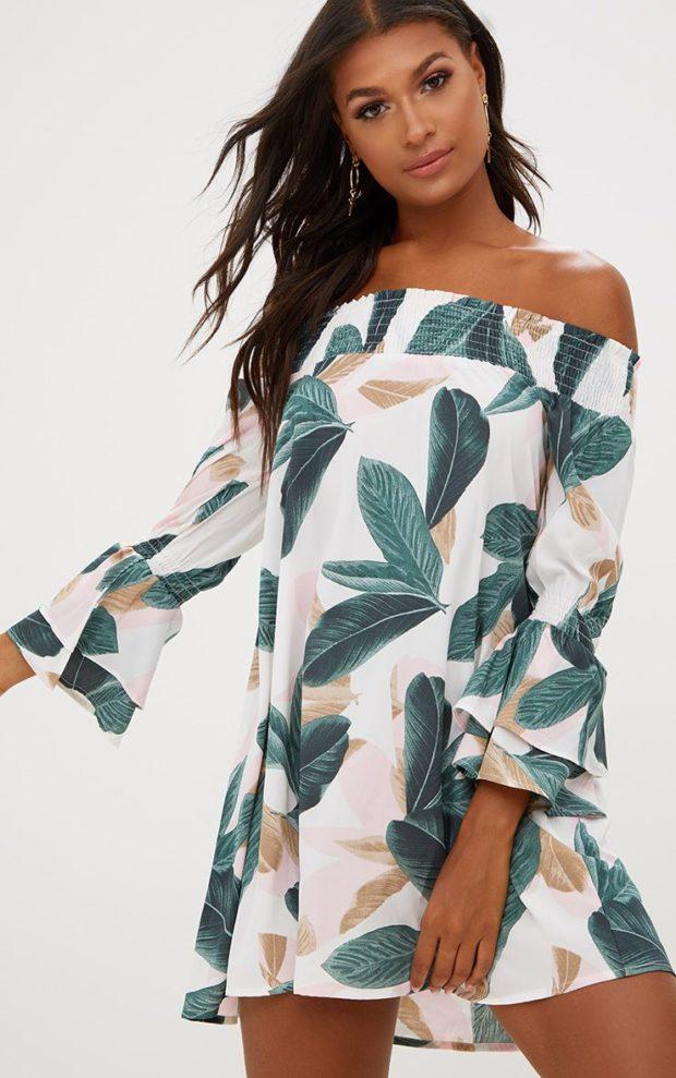 пляжная мода: сарафан