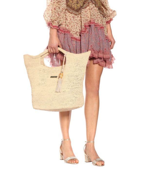 Пляжная мода: сумки