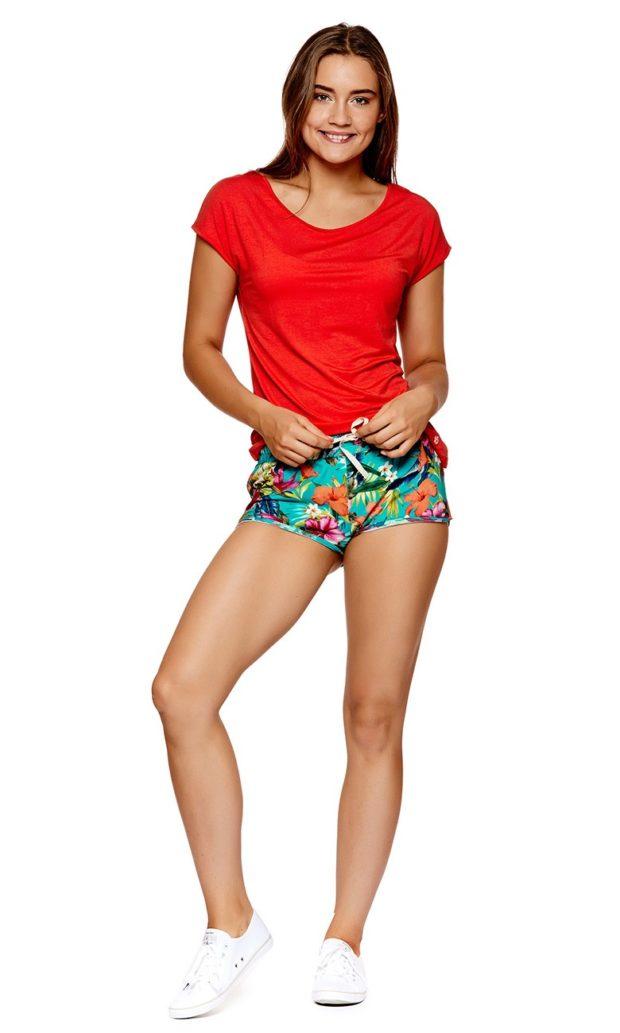 пляжная мода: шорты