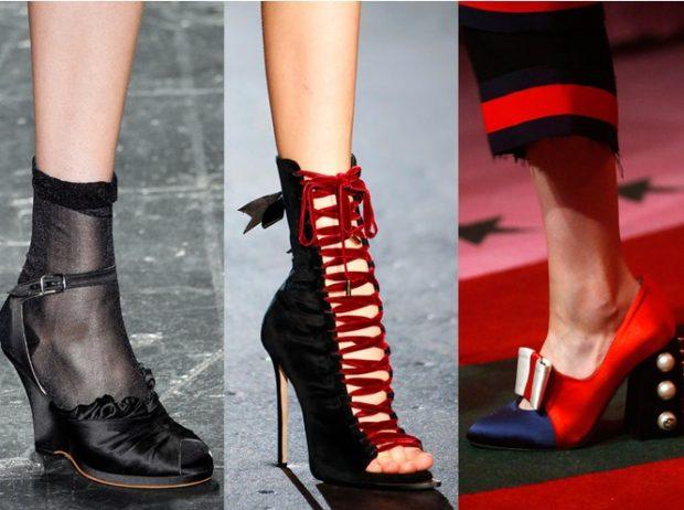 Туфли весна лето 2019: на каблуке,кожа и замша,со шнуровкой и без шнуровки,черные