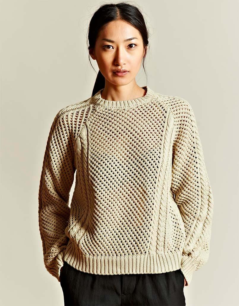 Вязаные свитера осень зима 2018 2019 вязаные свитера,свитер с узором,без воротника,крупная вязка