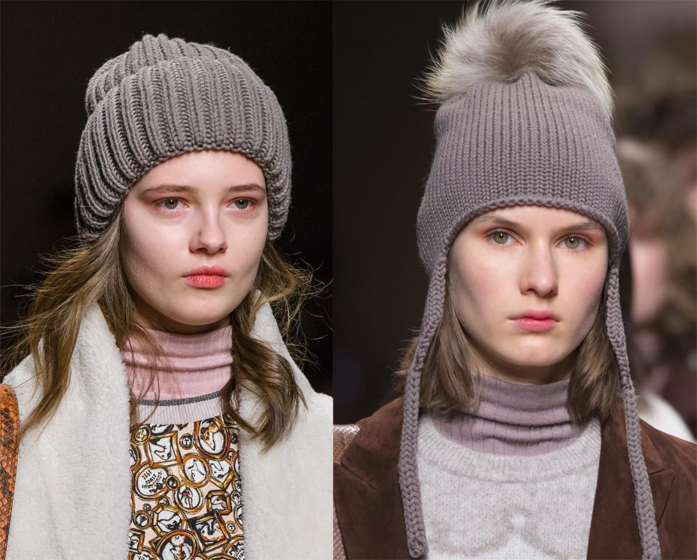 Смотри! Вязаная мода осень зима 2018 2019 тенденции 82 фото