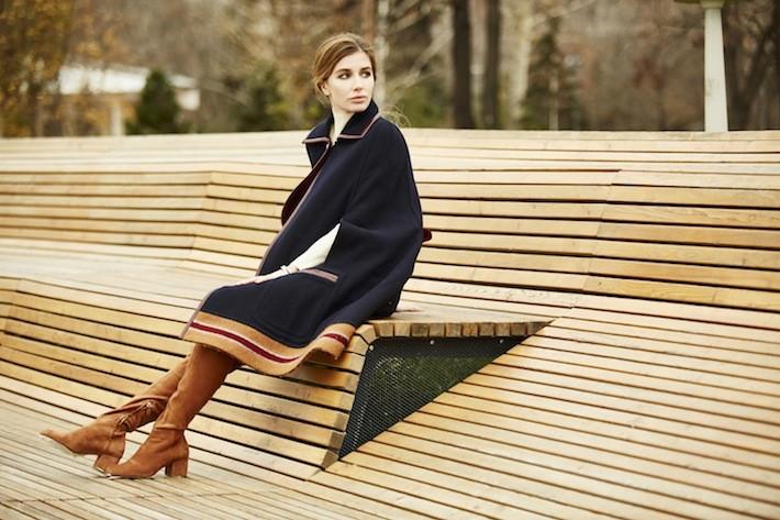 С чем носить ботфорты зимой: замшевые