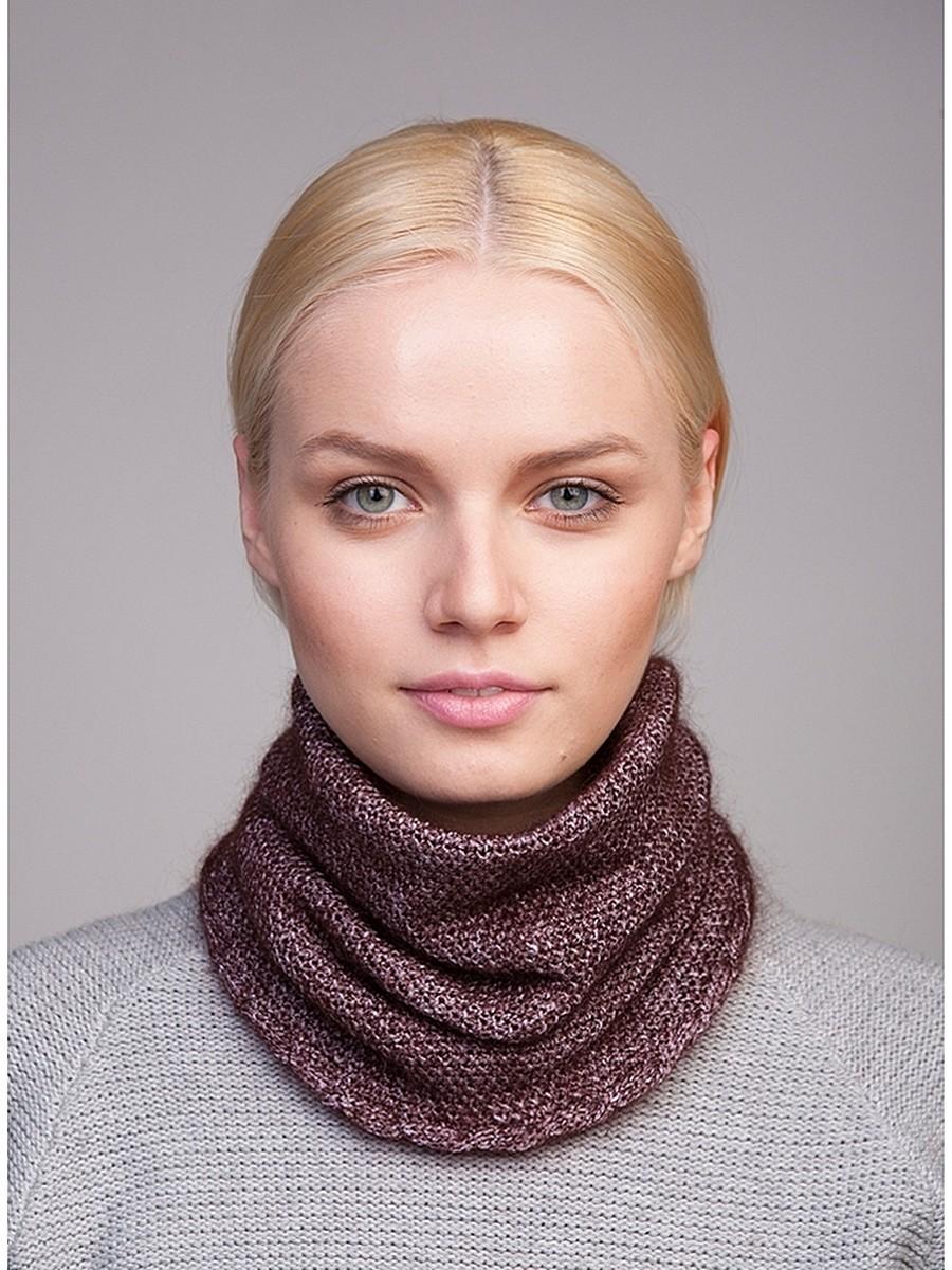 Как правильно носить хомут: короткий под горло