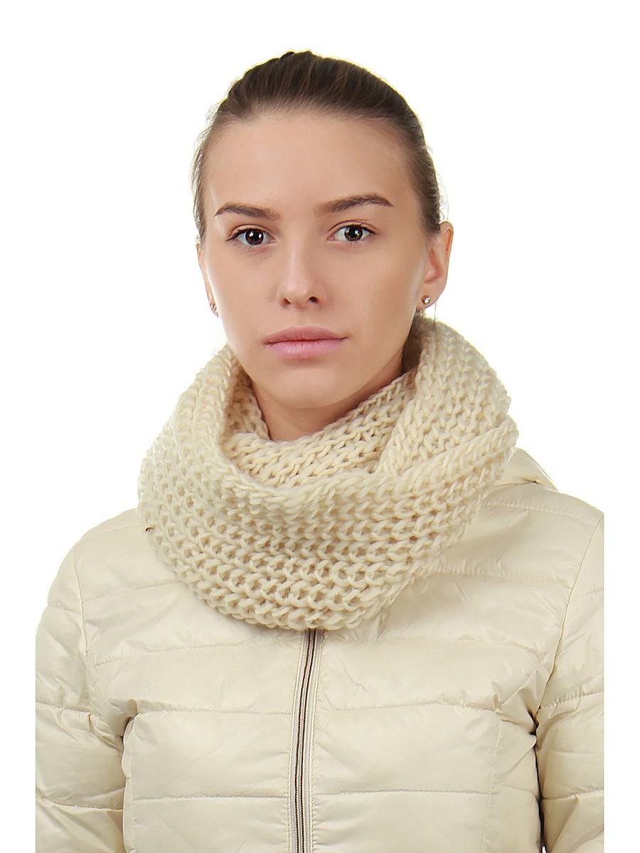 Как правильно носить хомут:вязаные как шарф вокруг шеи