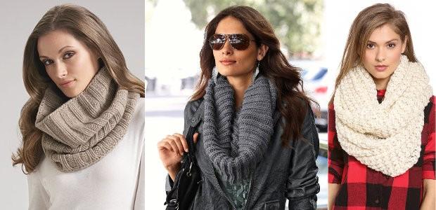 Как правильно носить хомут:коричневые серый белый вокруг шеи