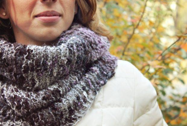Как правильно носить хомут: цветной вокруг шеи